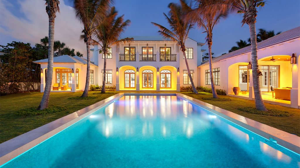 luxury home 1275 North Ocean Boulevard