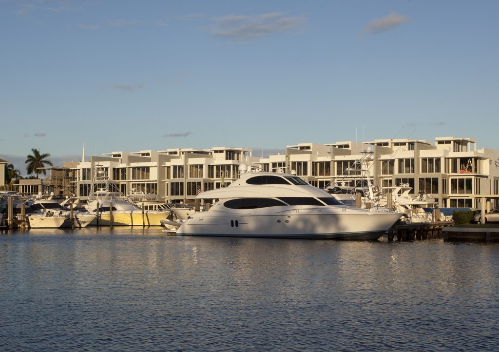 Waterfront Luxury Townhomes with Yacht Dockage Marina Living by Luxury Real Estate Broker Associates Pascal Liguori & Son